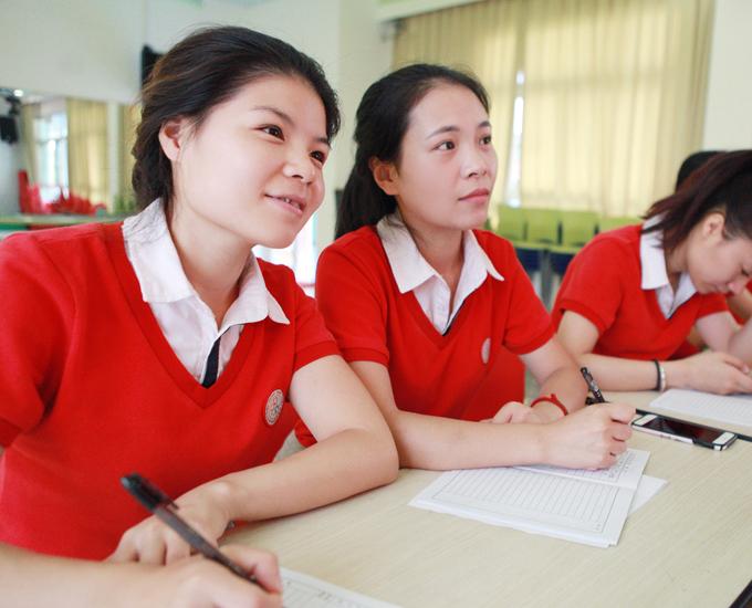 龙湾心桥幼儿园园内教师优质课评比活动